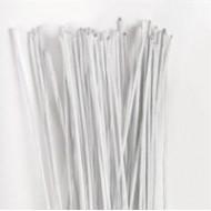 Проволока для сахарных цветов ( топперов и пряников) белая №18