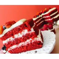 Гелевый пищевой краситель Насыщенный Красный (10 г)