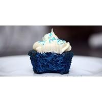 Гелевый пищевой краситель Насыщенный Синий (20 г)