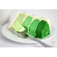 Гелевый пищевой краситель Насыщенный Зеленый (20 г)