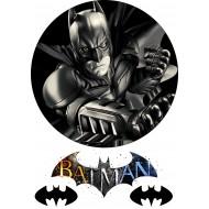 """Вафельная картинка """"Бэтмен"""""""