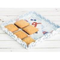 Коробка для пряников и печенья №10