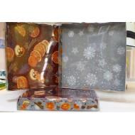 Коробка для пряников и печенья №4