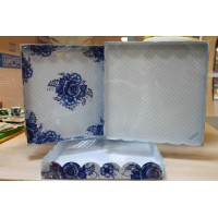 Коробка для пряников и печенья №8