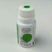 Гелевый пищевой краситель Criamo (Травянисто-зеленый) 10 г