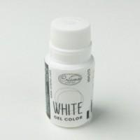 Гелевый пищевой краситель Criamo (Белый) 10 г