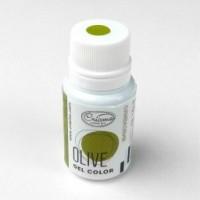 Гелевый пищевой краситель Criamo (Оливковый) 10 г