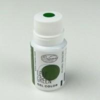 Гелевый пищевой краситель Criamo (Зеленый лист) 10 г