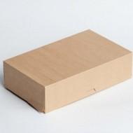 Коробка крафтовая 23*14*6 см