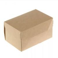 Коробка крафтовая 15*10*8,5 см