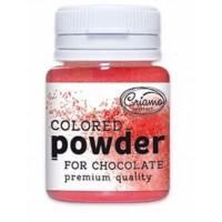 Сухой краситель для шоколада  Criamo Красный