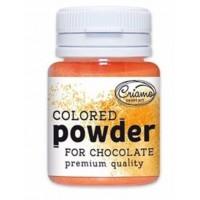 Сухой краситель для шоколада Criamo Оранжевый