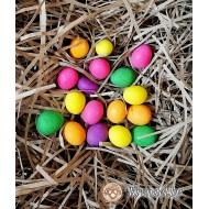 """Миндаль в шоколадной глазури """"Пасхальные яйца""""5шт"""