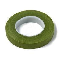 Тейп-лента для цветов зелёная