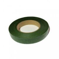 Тейп-лента для цветов тёмно-зелёная