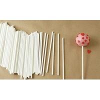 Палочки из экобумаги для кейк-попсов