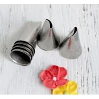 Насадка для крема, айсинга Ateco №59 (Яблоневый цвет)