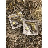 Шоколадный набор «Пистолет»