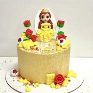 Набор на торт «Красавица и чудовище»