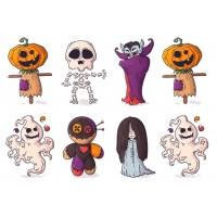 Хеллоуин 8Т