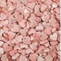 "Посыпка сахарная ""Сердечки розовые"""
