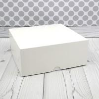 Коробка для 9 капкейков без окна