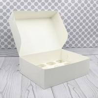 Коробка для 12 капкейков без окна