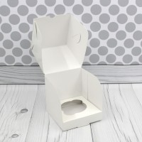 Коробка для 1 капкейка без окна