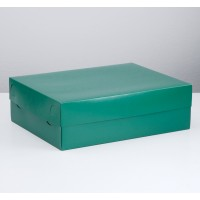 Коробка на 12 капкейков / Коробка подарочная №1