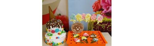 Муляжный торт
