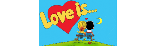 """Love is..."""