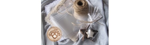 Пакетики для кондитерских изделий