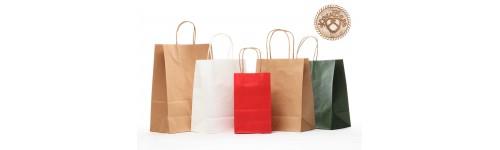 Пакеты крафт / подарочные пакеты