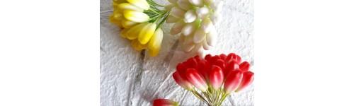Бутоны и пестики для цветов