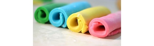 Сахарная мастика, цветочная мастика