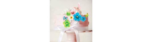 Сладкий конус, сладкий декор для украшения десертов
