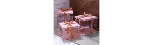 Коробки для кондитерских изделий / Коробки подарочные