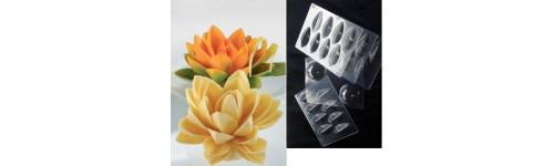 Полипропиленовые формы для мастики и шоколада