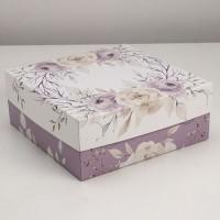 Коробка на 9 капкейков / Коробка подарочная 1