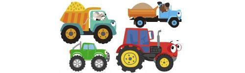 """""""Машинки и Трактор"""""""